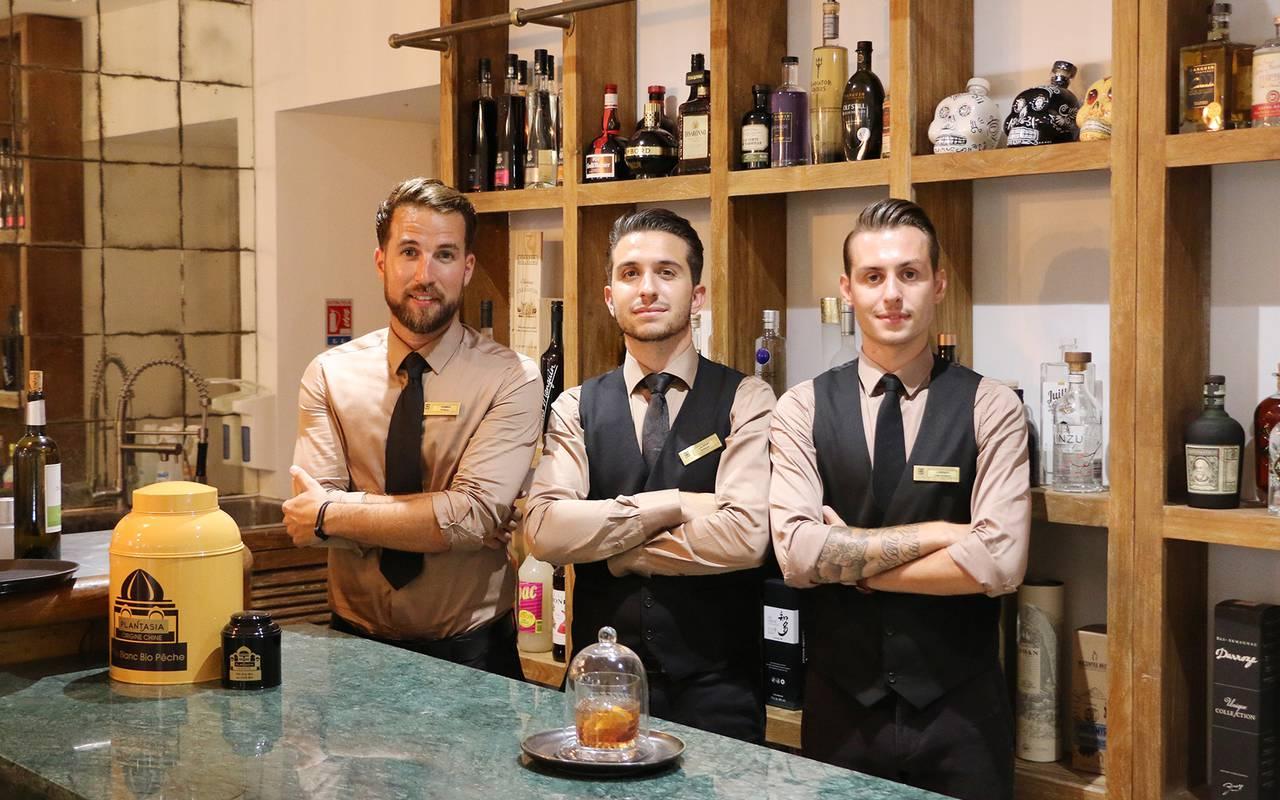 Saint-Remy-de-procvence bar and restaurant