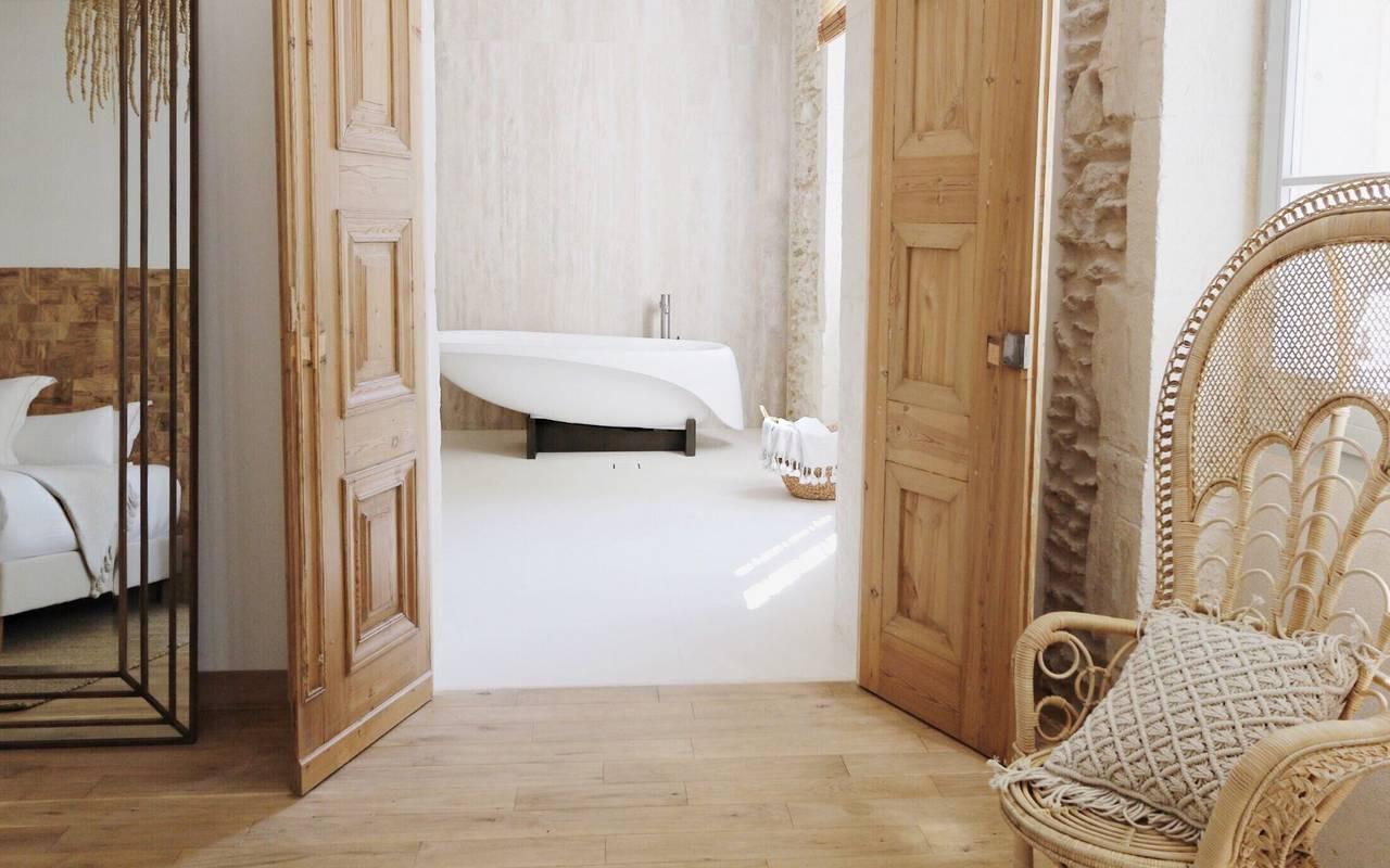 Hotel spa à Saint Rémy de Provence