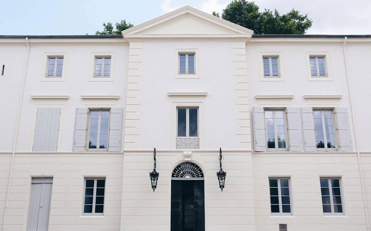 Hotel de luxe en Provence le Saint Rémy