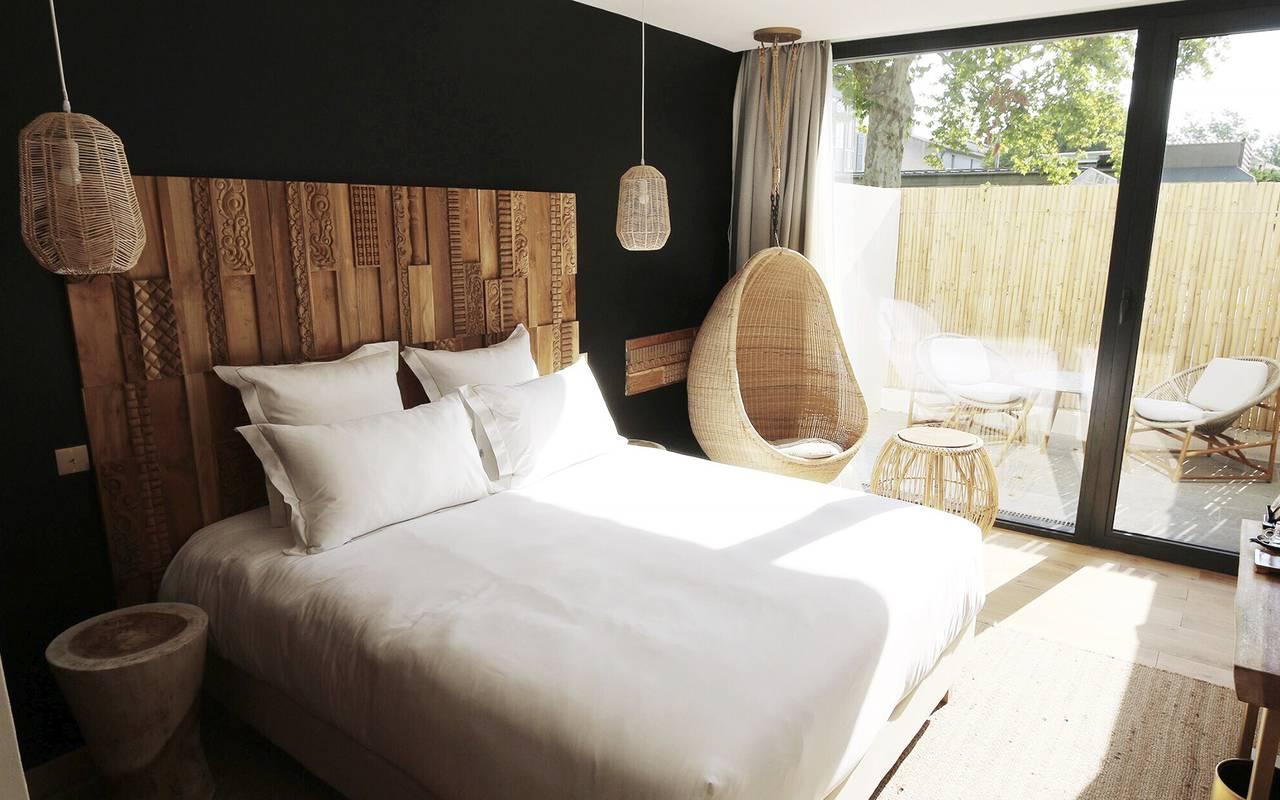 hôtel de luxe Provence chambre supérieure