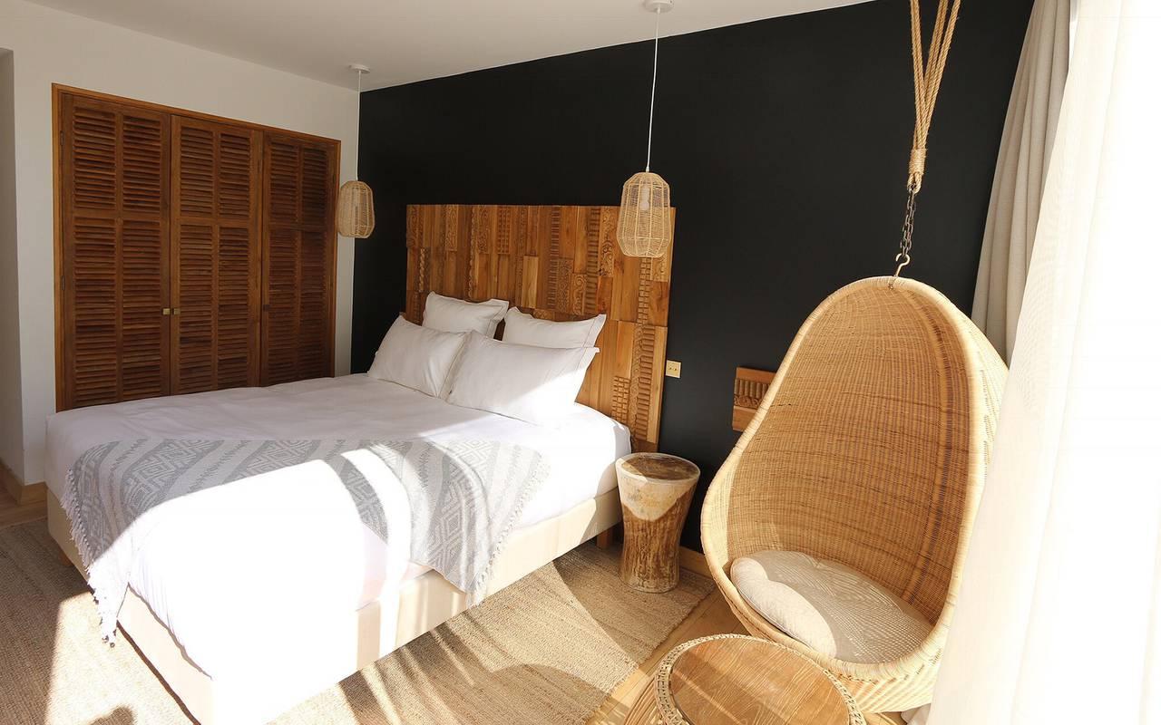 Chambre supérieure dans un hotel 5 étoiles en Provence