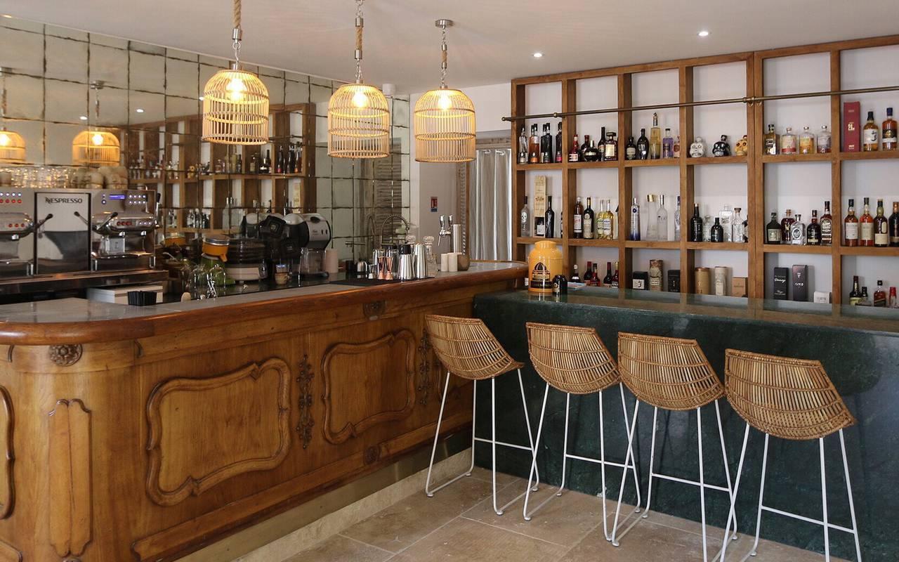 bar à Saint-Rémy-de-Provence