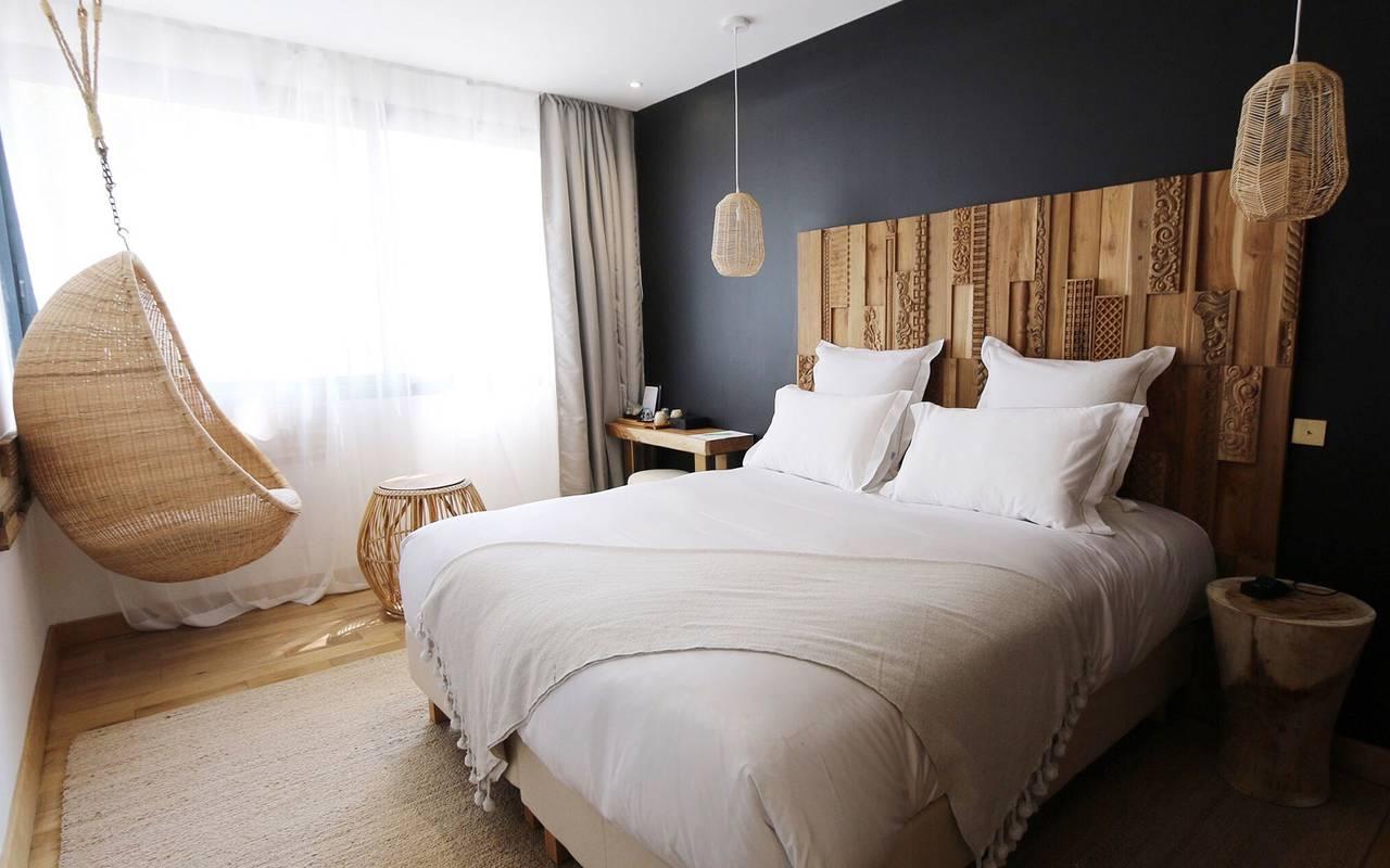 chambre standard dans un hotel de charme en Provence