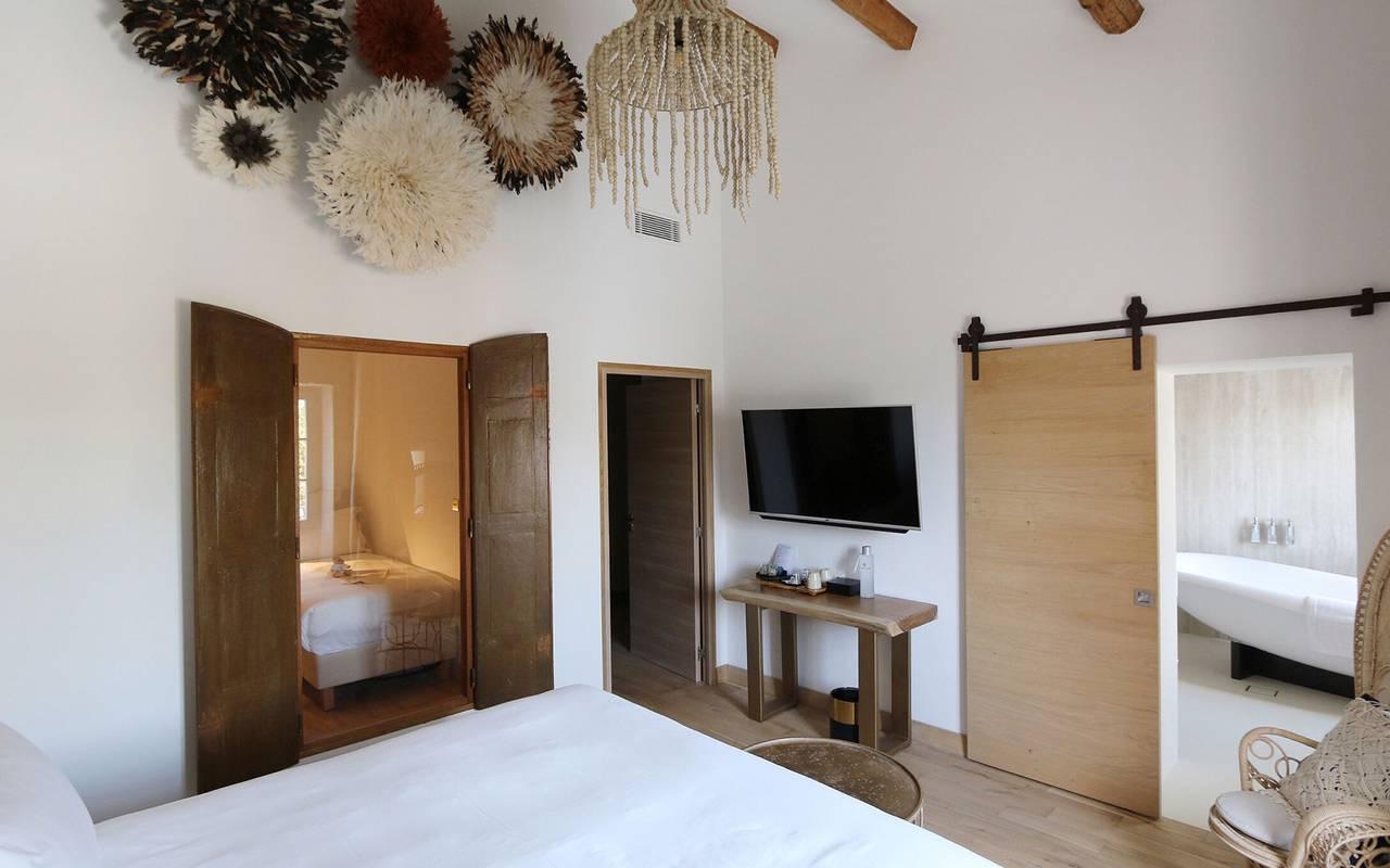 hôtel 5 étoiles en Provence