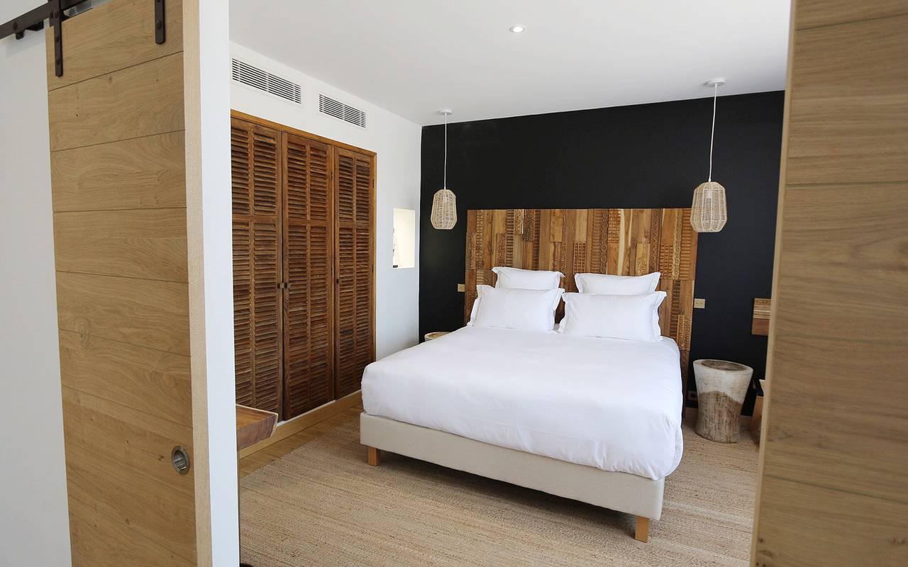 Suite d'un hôtel de luxe en Provence